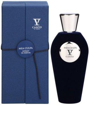 V Canto Mea Culpa parfüm kivonat unisex