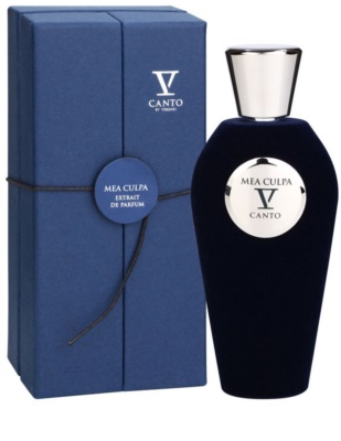 V Canto Mea Culpa parfüm kivonat unisex 1