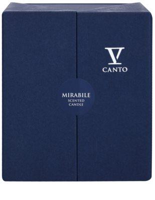V Canto Mirabile ароматизована свічка 3