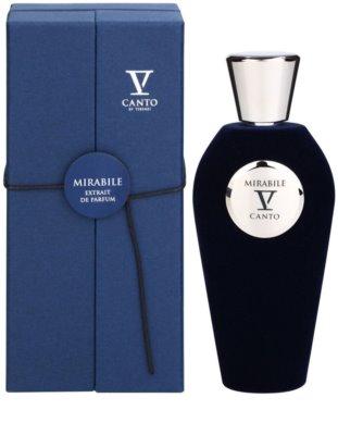 V Canto Mirabile parfémový extrakt unisex