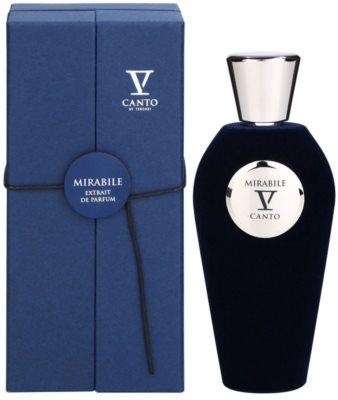 V Canto Mirabile Parfüm Extrakt unisex