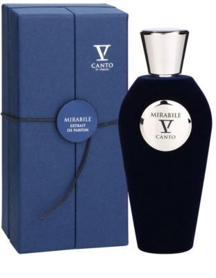 V Canto Mirabile extract de parfum unisex 1