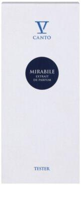V Canto Mirabile parfüm kivonat teszter unisex 2