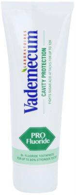 Vademecum Cavity Protection PRO Fluoride pasta de dinti impotriva cariilor dentare