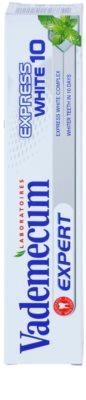 Vademecum Expert Express White 10 Zahnpasta mit bleichender Wirkung 2