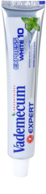 Vademecum Expert Express White 10 pasta de dientes con efecto blanqueador