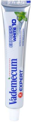 Vademecum Expert Express White 10 паста за зъби с избелващ ефект