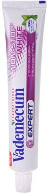 Vademecum Expert Non-Stop White fehérítő paszta fogkő és foltok ellen