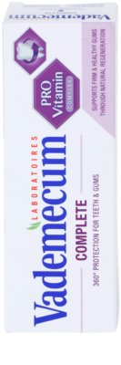 Vademecum Pro Vitamin Complete zubní pasta 3