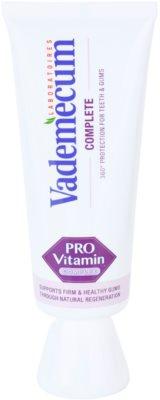 Vademecum Pro Vitamin Complete fogkrém