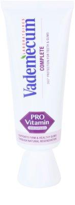 Vademecum Pro Vitamin Complete pasta de dientes