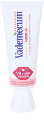 Vademecum Pro Vitamin Sensitive dentífrico para dentes sensíveis