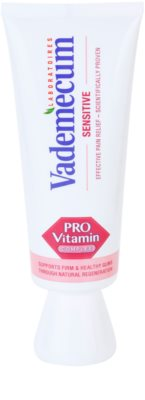 Vademecum Pro Vitamin Sensitive pasta do zębów dla wrażliwych zębów