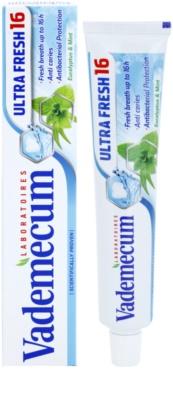 Vademecum Ultra Fresh 16 pasta de dientes para aliento fresco 1