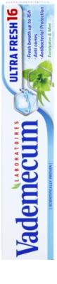 Vademecum Ultra Fresh 16 Zahnpasta für frischen Atem 2