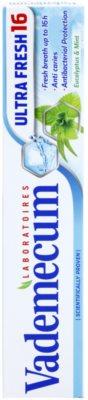 Vademecum Ultra Fresh 16 pasta de dientes para aliento fresco 2