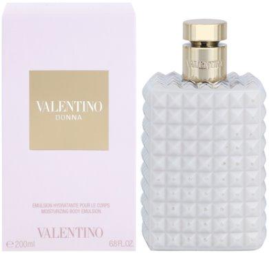 Valentino Donna telové mlieko pre ženy
