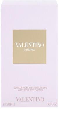Valentino Donna leche corporal para mujer 2