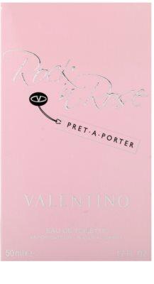 Valentino Rock´n Rose Pret a Porter Eau de Toilette für Damen 4