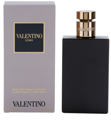 Valentino Uomo bálsamo after shave para hombre