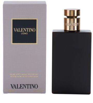 Valentino Uomo бальзам після гоління для чоловіків