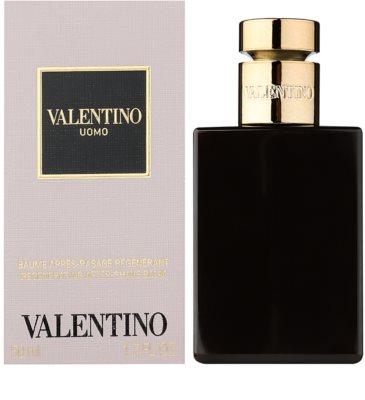 Valentino Uomo balsam po goleniu dla mężczyzn  tester