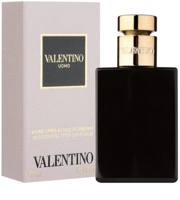 Valentino Uomo balsam po goleniu dla mężczyzn  tester 2