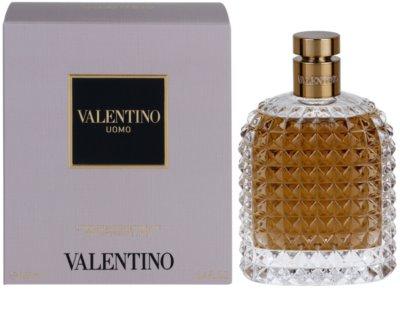 Valentino Uomo borotválkozás utáni arcvíz férfiaknak