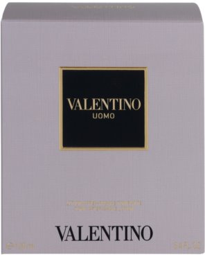 Valentino Uomo after shave pentru barbati 3