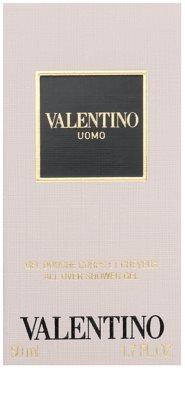 Valentino Uomo душ гел за мъже  тестер 1