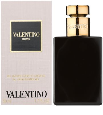 Valentino Uomo żel pod prysznic dla mężczyzn  tester