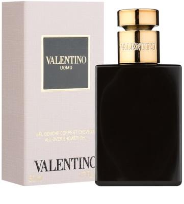 Valentino Uomo душ гел за мъже  тестер 2