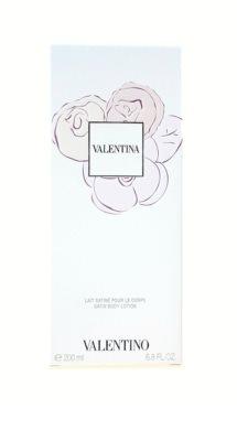 Valentino Valentina tělové mléko pro ženy 3
