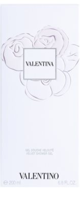 Valentino Valentina gel de duche para mulheres 2