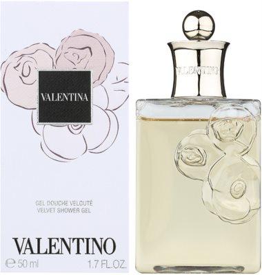 Valentino Valentina sprchový gel pro ženy  tester