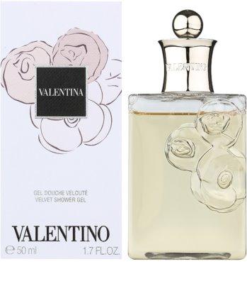 Valentino Valentina żel pod prysznic dla kobiet  tester