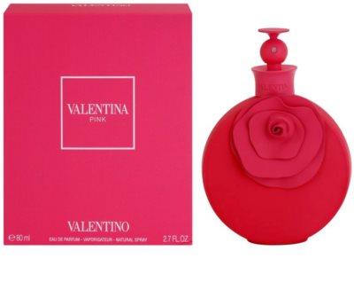 Valentino Valentina Pink Eau de Parfum para mulheres