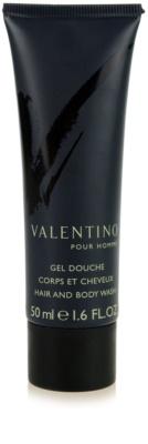 Valentino V pour Homme Shower Gel for Men