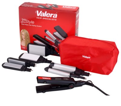 Valera Hair Straighteners X-Style plancha de pelo 2