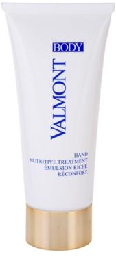 Valmont Body Time Control tápláló kézkrém