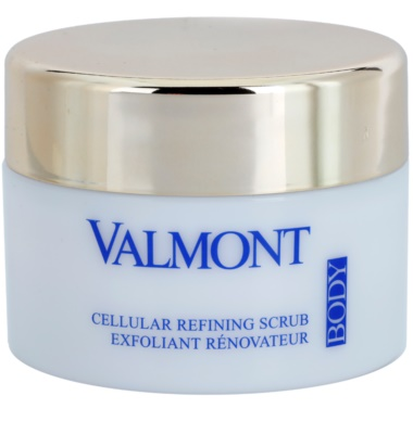 Valmont Body Time Control tápláló peelinges krém a testre