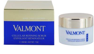Valmont Body Time Control crema exfoliante nutritiva para cuerpo 2