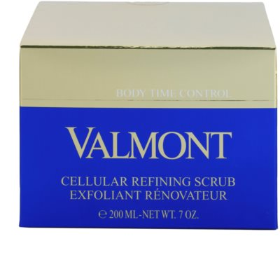 Valmont Body Time Control odżywczy krem złuszczający do ciała 3
