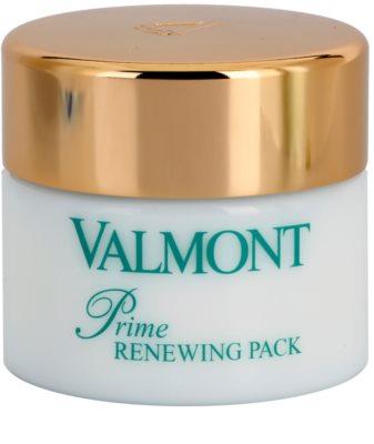 Valmont Energy aufhellende Hautmaske gegen Hautalterung