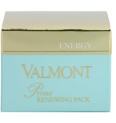 Valmont Energy rozjasňujúca maska proti starnutiu pleti 2