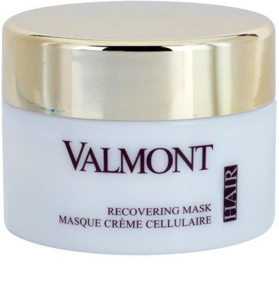 Valmont Hair Repair máscara renovadora para cabelo seco a danificado