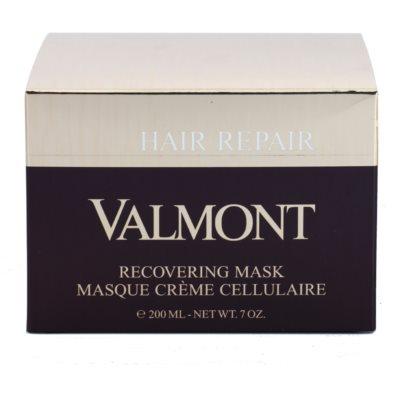Valmont Hair Repair masca regeneratoare pentru par uscat si deteriorat 3