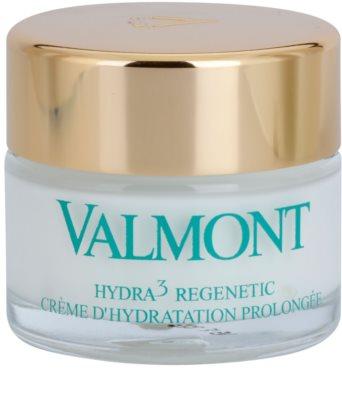 Valmont Hydration regenerierende Schutzcreme spendet spannender Haut Feuchtigkeit