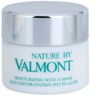 Valmont Hydration máscara hidratante e nutritiva