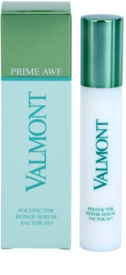 Valmont Prime AWF liftinges feszesítő szérum regeneráló hatással 2